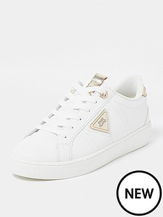 river-island-branded-lace-up-trainer-white
