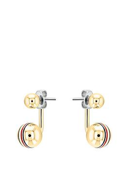 tommy-hilfiger-gold-plated-stud-earrings