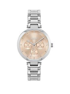 hugo-hugo-hope-multi-carnation-gold-dial-and-stainless-steel-bracelet-ladies-watch