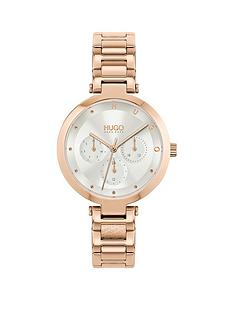 hugo-hugo-hope-multi-silver-white-dial-and-carnation-gold-bracelet-ladies-watch