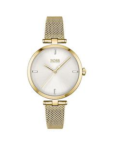boss-boss-majesty-light-yellow-gold-mesh-strap-ladies-watch