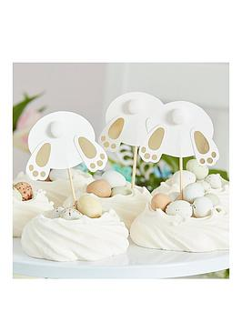 ginger-ray-bunny-tails-cupcake-toppers