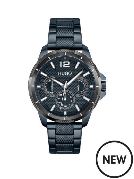 hugo-hugo-sport-blue-dial-and-black-bracelet-gents-watch