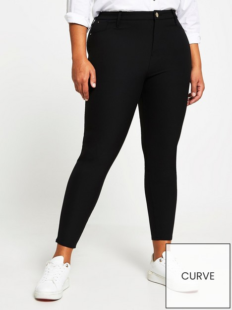 ri-plus-molly-skinny-trouser-black