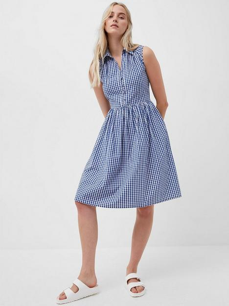 french-connection-french-connection-rita-check-sleeveles-shirt-dress
