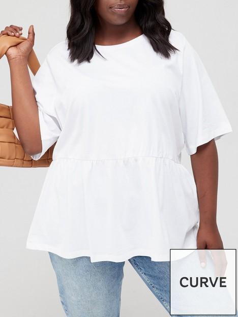 v-by-very-curve-cotton-peplum-t-shirt-white