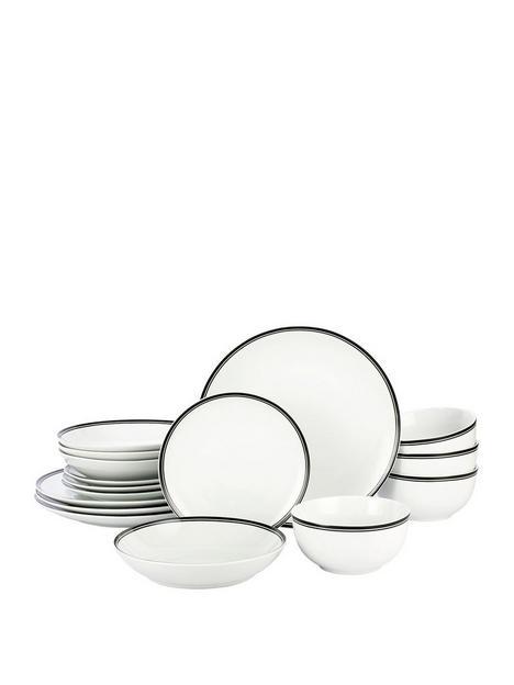 waterside-16-piece-st-ives-black-stripe-dinner-set-black
