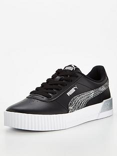 puma-carina-untamed-blacksilver