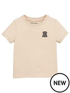 river-island-mini-boys-logo-t-shirtnbsp-nbspstone