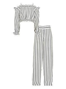 river-island-girls-stripe-bardot-and-trouser-set--nbspwhite