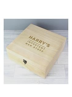 the-personalised-memento-company-personalised-wooden-man-stuff-box