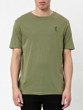 religion-core-classic-t-shirt-khaki