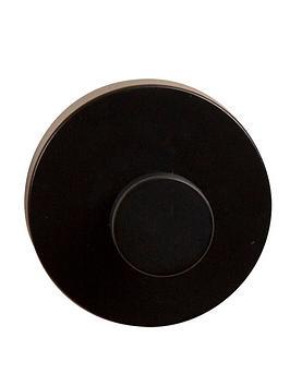 croydex-flexi-fix-matt-black-epson-bathroom-robe-hooknbsp