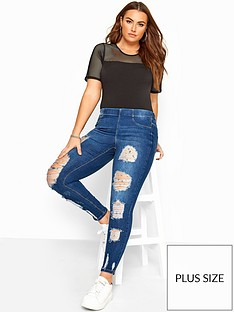 yours-yoursnbspjenny-extreme-distressed-28-jegging-indigo