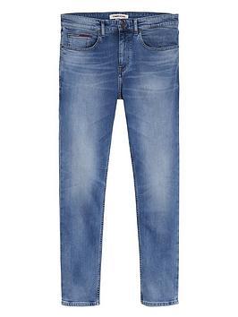 tommy-jeans-tjm-austin-slim-tapered-fit-light-blue-stretch-jeans
