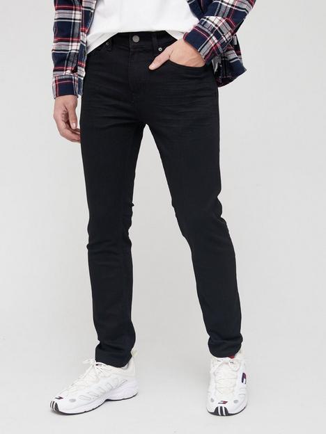 tommy-jeans-tjm-austin-slim-tapered-fit-stretch-jeans-black
