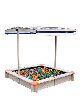 hedstrom-play-sand-and-ball-pit-with-canopy