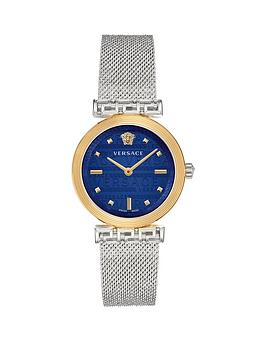 versace-versace-greca-motiv-ladies-blue-dial-stainless-steel-bracelet-watch