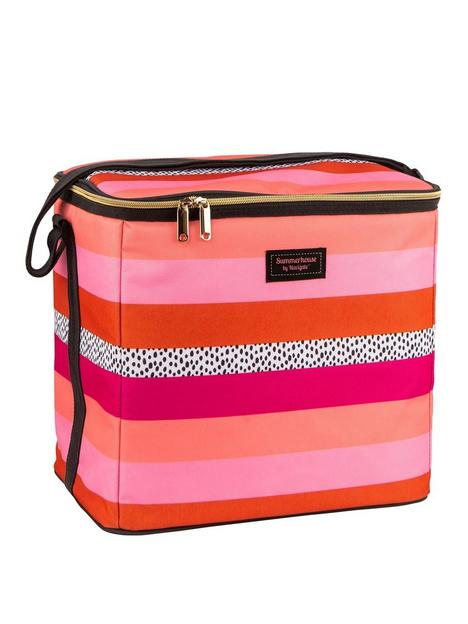 summerhouse-by-navigate-tribal-fusion-insulated-family-cool-bag-20l-multi-stripe