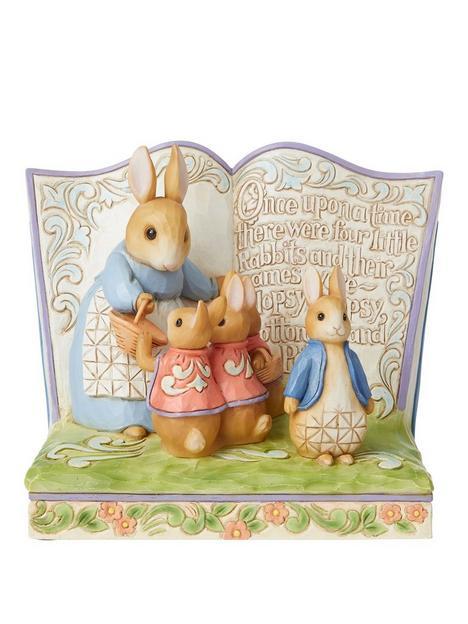 peter-rabbit-storybook-figurine