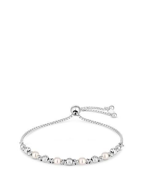 simply-silver-simply-silver-sterling-silver-925-pearl-diamond-cut-toggle