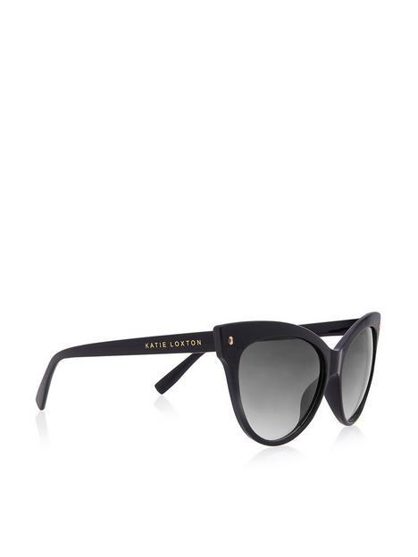 katie-loxton-cateye-sunglasses-black