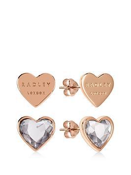 radley-radley-love-heart-2-x-heart-earring-studs