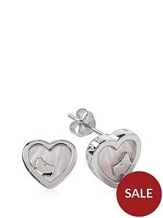 radley-love-radleynbspsterling-silver-heart-earrings