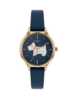 radley-navy-dog-dial-navy-strap-watch