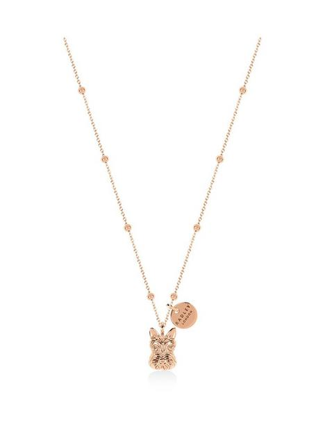 radley-radley-radley-friends-rose-tone-dog-necklace