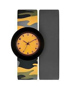 tikkers-grey-cameo-2-strap-kids-watch