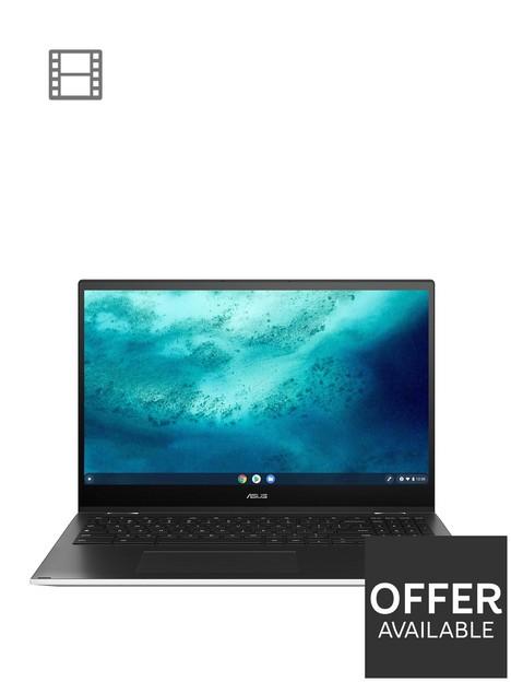 asus-chromebook-flip-cx5500fea-e60001-156in-fhd-touchscreen-11th-gennbspintel-core-i3-8gb-ram-128gb-ssd-white