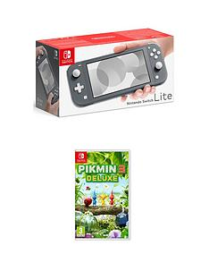 nintendo-switch-lite-litenbspconsole-with-pikmin-3-deluxe