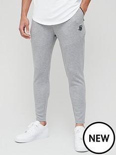sik-silk-exhibit-function-pants-grey-marl