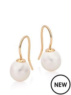 beaverbrooks-beaverbrooks-9ct-gold-freshwater-cultured-pearl-hook-earrings