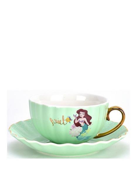 disney-princess-cup-saucer-ariel