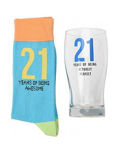 age-pint-glass-socks