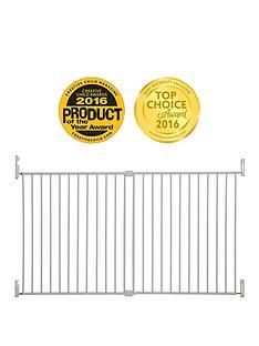 dreambaby-dreambaby-broadway-metal-2-panel-extending-gro-gate-fits-gap-76-1345cm-white-hardware-mounted