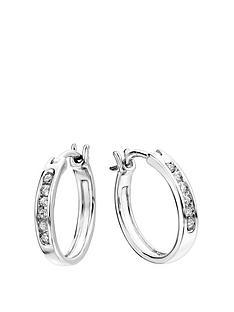 love-diamond-love-diamond-9ct-white-gold-diamond-channel-set-hoop-earrings