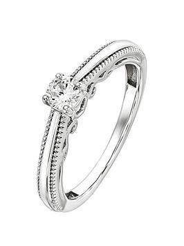 love-diamond-9ct-white-gold-025ct-diamond-solitaire-ring
