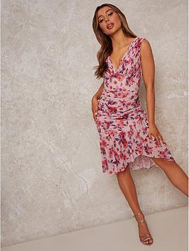 chi-chi-london-chi-chi-sleeveless-ruched-floral-print-midi-dress