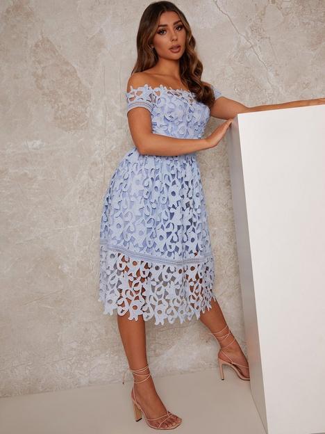 chi-chi-london-bardot-lace-midi-dress-bluenbsp