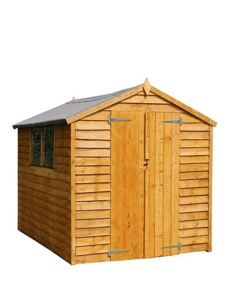 mercia-8-x-6ft-great-value-overlap-apex-shed-with-windows-anddouble-doors
