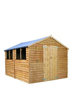 mercia-12-x8ft-overlap-apex-shed