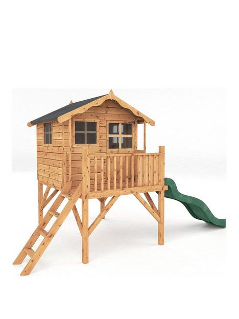 mercia-poppy-playhouse-with-tower-slide