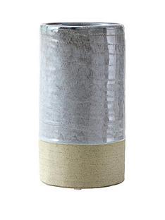 premier-housewares-caldera-grey-vase