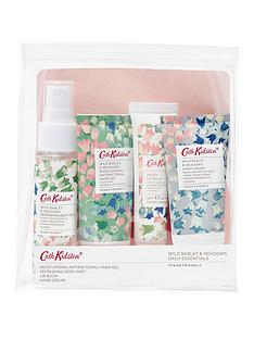 cath-kidston-cath-kidston-bluebells-daily-essentials-30ml-moisturising-antibacterial-hand-gel-30ml-refreshing-body-mist-30ml-hand-cream-10ml-peach-lip-balm