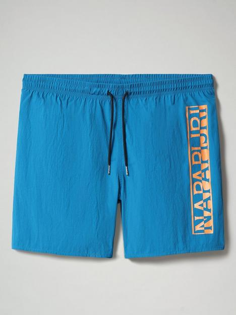 napapijri-swimshort-blue