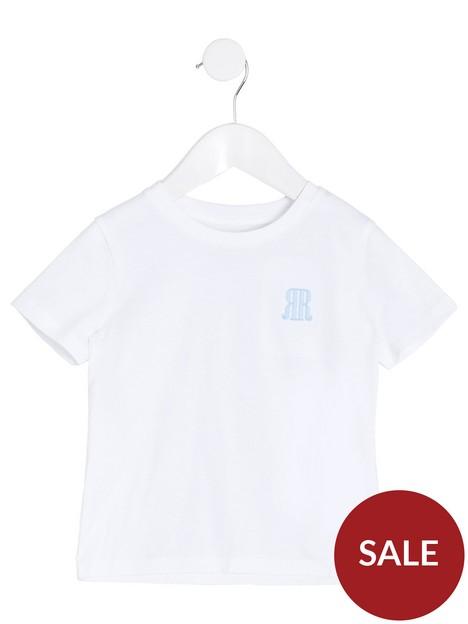 river-island-mini-mini-boys-logo-t-shirt--nbspwhite