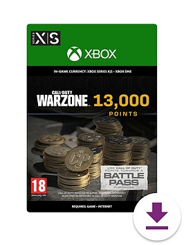 xbox-call-of-duty-warzone-points-13000